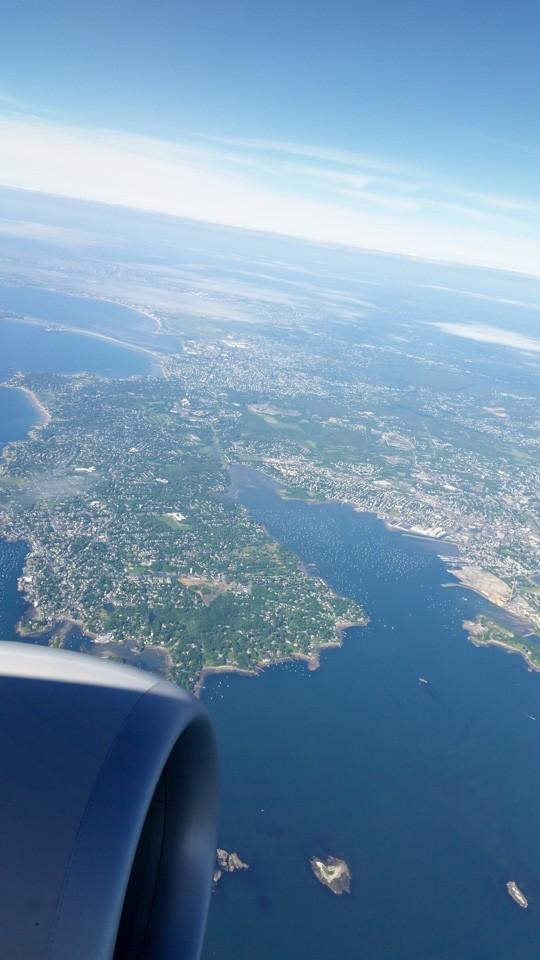 Boston & New England
